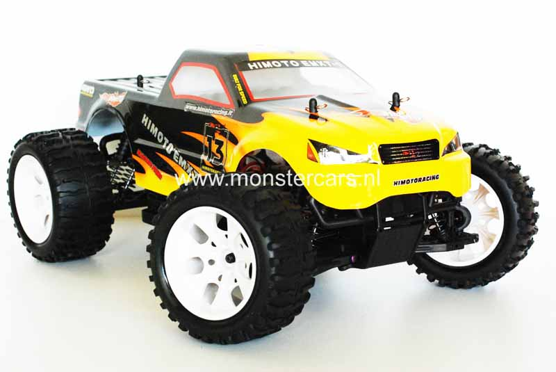 Himoto 1:10 Truck Black Flames 2.4GHz ANGEBOT!