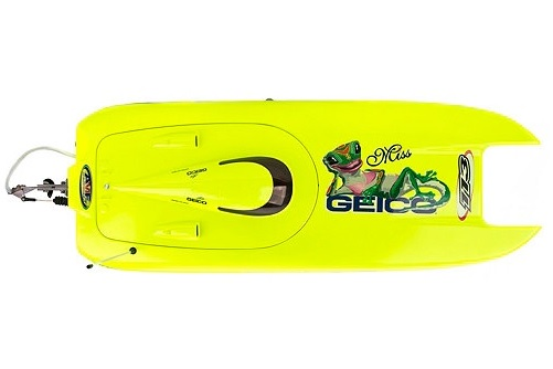 ProBoat Brushless Miss Geico 29 V2
