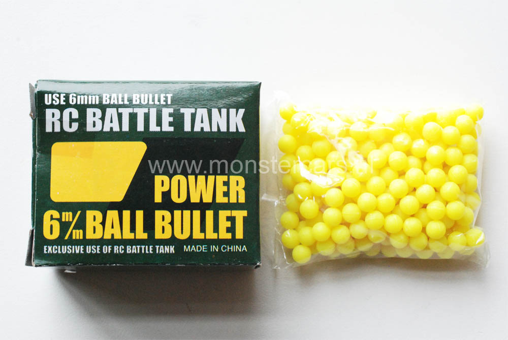 Heng Long BB Gun Tank Ammo