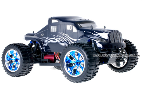 Himoto Brushless American Truck Black 2.4GHz