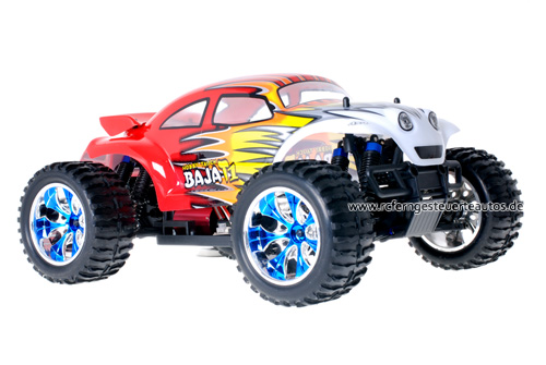 Himoto Brushless Baja Beetle Red 2.4GHz