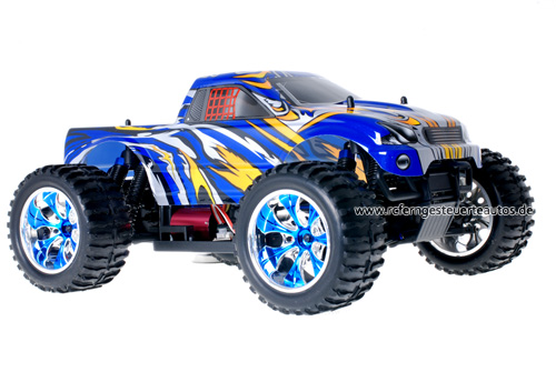 Himoto Brushless Truck Blue Beast 2.4GHz