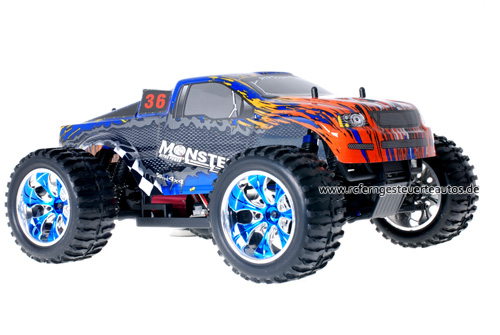 Himoto Brushless Truck Dakar Rally 2.4GHz