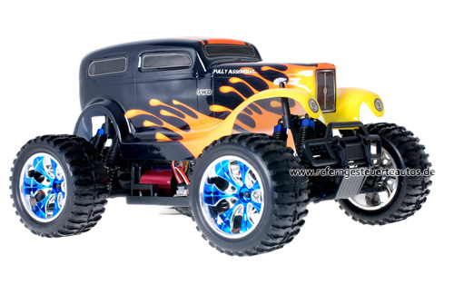 Himoto Brushless Truck Undertaker 2.4GHz