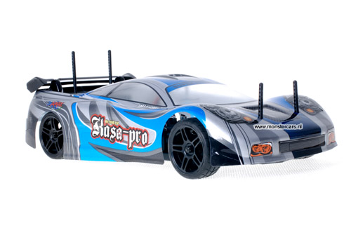 Himoto 1:10 Nascada Blue Phantom RC Auto