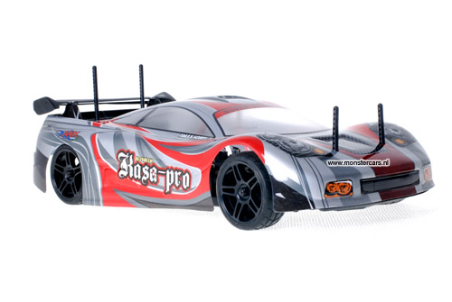 Himoto 1:10 Nascada Red Phantom RC Auto