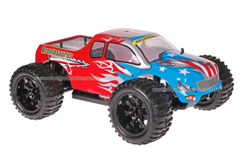 Himoto 1:10 Truck American Flag Red 2.4GHz ANGEBOT!