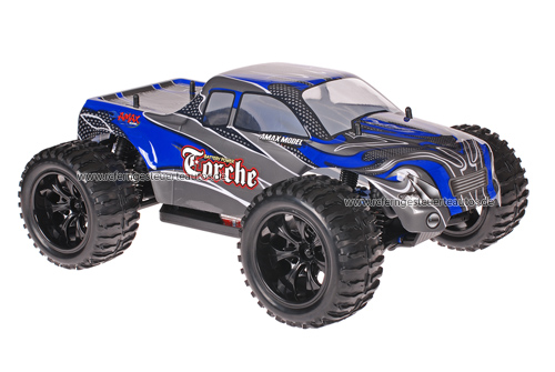 Himoto 1:10 Truck Blue Carbon 2.4GHz ANGEBOT!