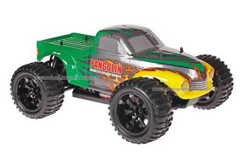 Himoto 1:10 Truck Pangolin Green 2.4GHz ANGEBOT!