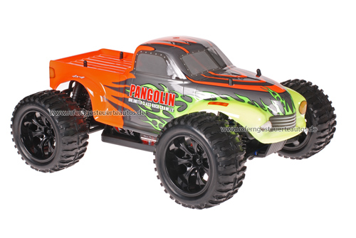 Himoto 1:10 Truck Pangolin Orange 2.4GHz ANGEBOT!