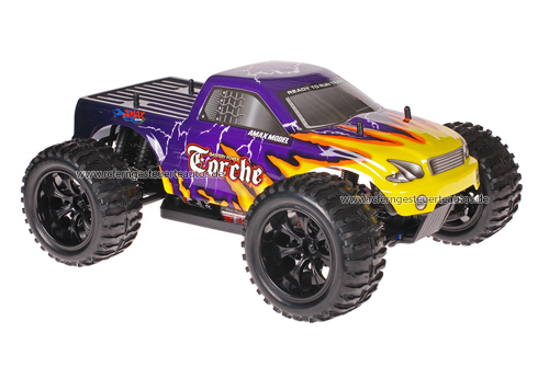 Himoto 1:10 Truck Purple Lightning 2.4GHz ANGEBOT!