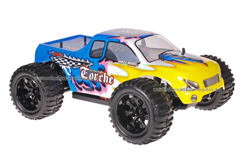 Himoto 1:10 Truck White Blue 2.4GHz ANGEBOT!