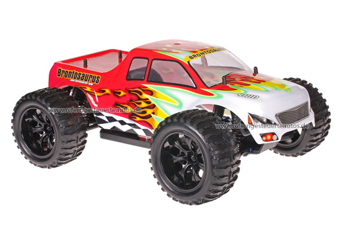 Himoto 1:10 Truck White Red 2.4GHz ANGEBOT!