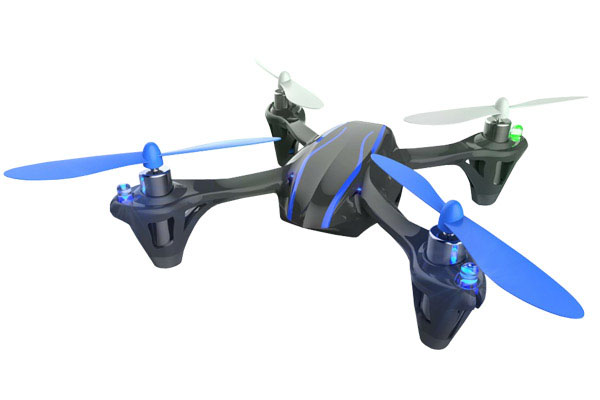 The Hubsan X4 Quadcopter 2.4GHz V2
