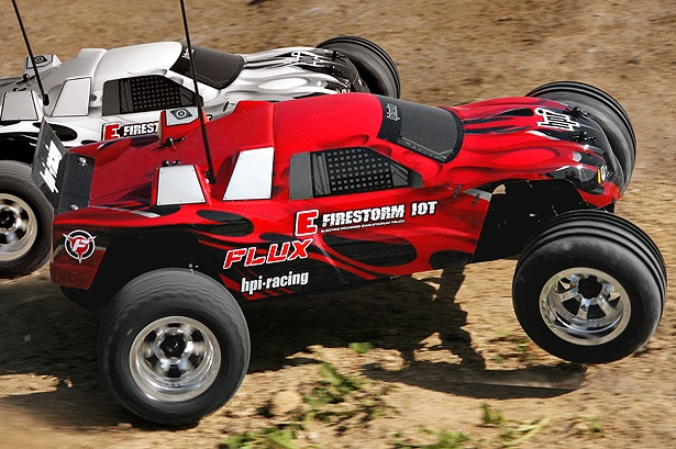 RC 1:10 Truggy Red Firestorm ANGEBOT!